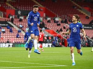 Southampton 1-1 Chelsea: Mason Mount penalty earns Chelsea a point