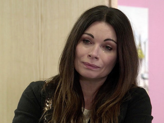 Carla on the second episode of Coronation Street on March 10, 2021