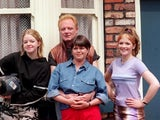 The Battersbys on Coronation Street