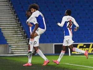 Brighton 1-2 Palace: Christian Benteke scores last-gasp winner for Eagles