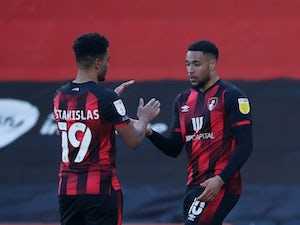 Bournemouth 1-0 Watford: Cherries prevail in bad-tempered clash