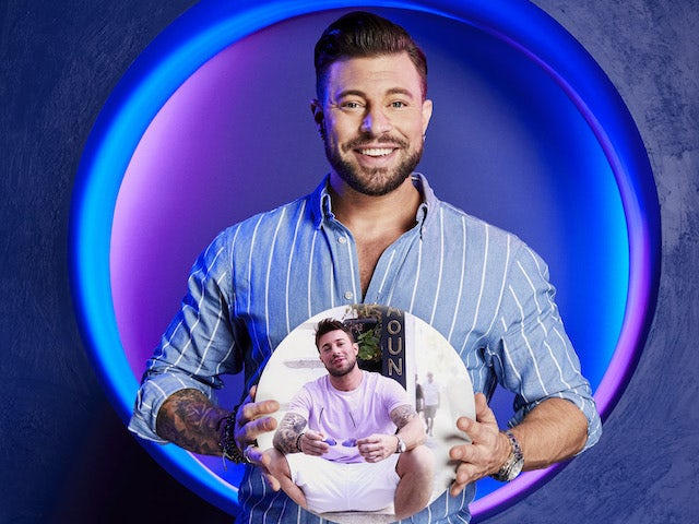 Duncan James on The Celebrity Circle