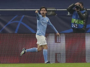 Gladbach 0-2 Man City: Guardiola's side secure first-leg win