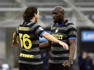 European roundup: Lukaku sparks three-goal Inter Milan win