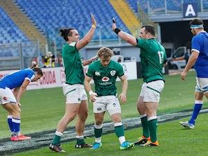 Ireland kickstart Six Nations campaign with dominant Italy win