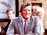 Johnny Briggs on Coronation Street
