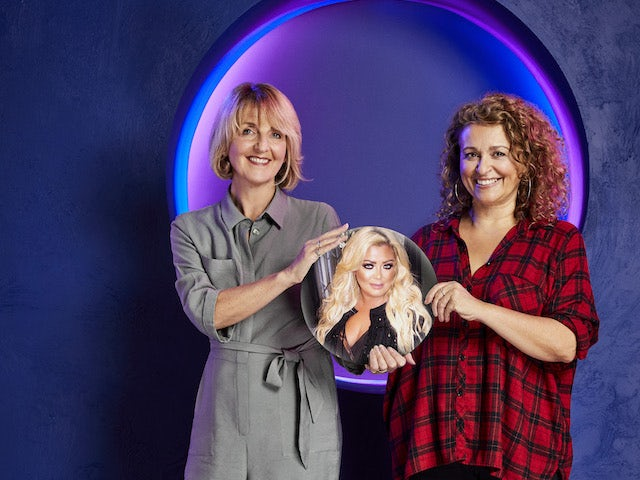 Kaye Adams and Nadia Sawalha on The Celebrity Circle