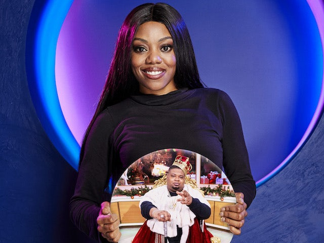 Lady Leshurr on The Celebrity Circle
