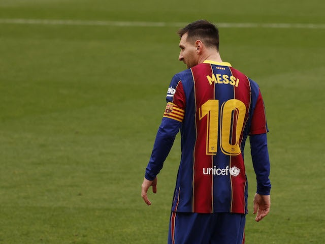 Messi 'could leave Barca over ESL involvement'