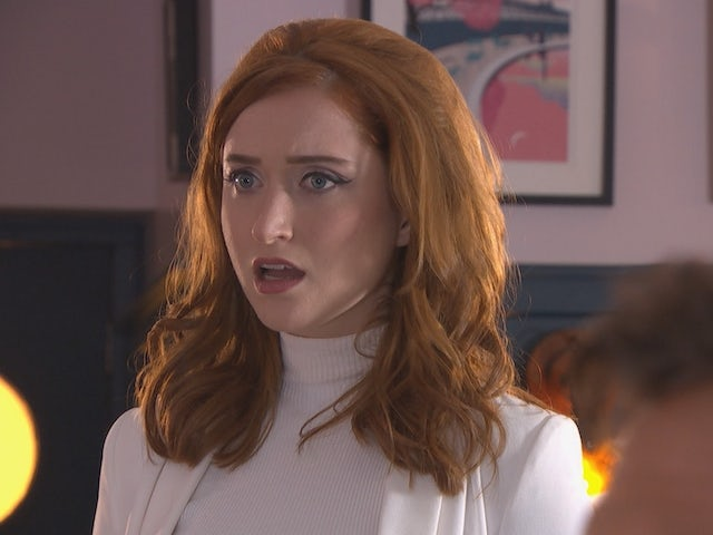 Verity on Hollyoaks on March 4, 2021