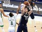 NBA roundup: Luka Doncic leads Dallas Mavericks to win over Boston Celtics