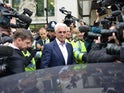Max Clifford in The Fall Of A Tabloid King