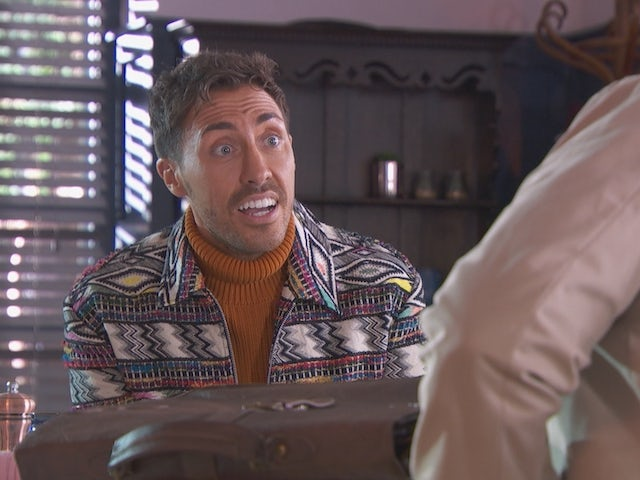 Scott on Hollyoaks on March 4, 2021