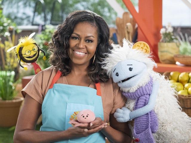 Michelle Obama for Waffles + Mochi