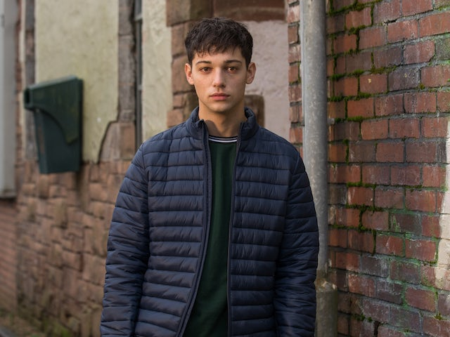 Ollie on Hollyoaks on March 3, 2021
