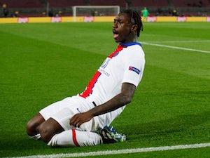 PSG chief Leonardo unsure of permanent Moise Kean deal
