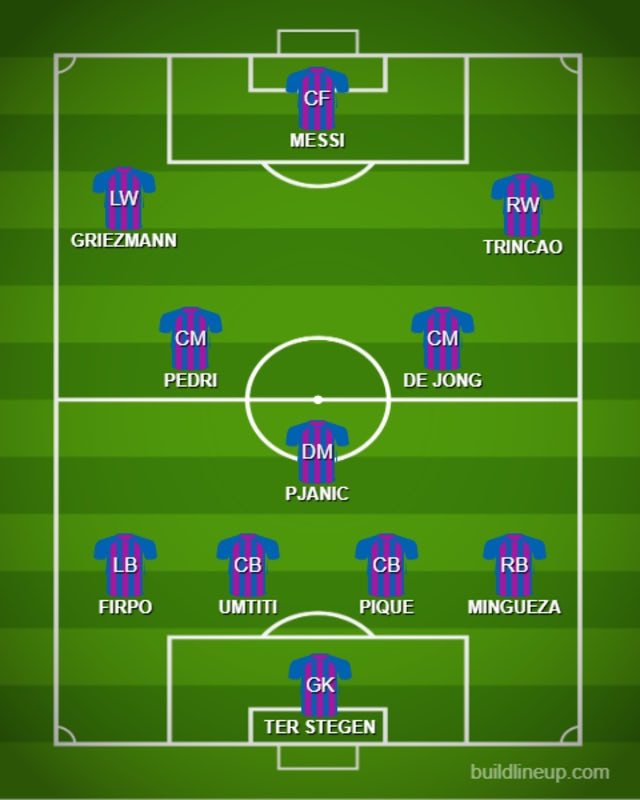 POSS BAR XI vs. ELC