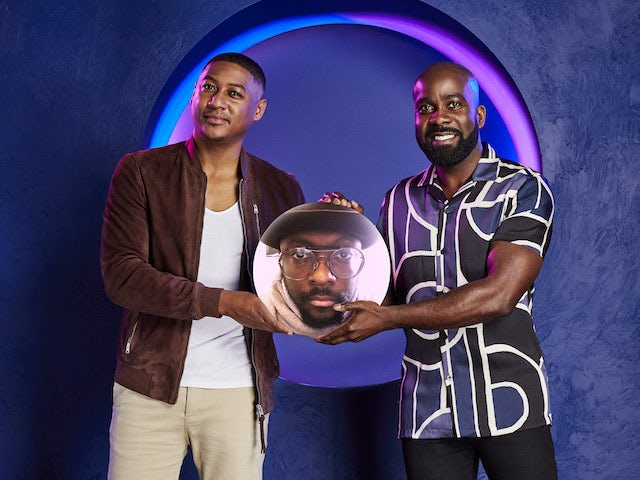 Rickie Haywood-Williams and Melvin Odoom on The Celebrity Circle