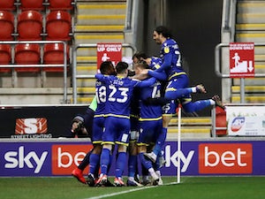 Rotherham 0-1 Forest: Ryan Yates winner boosts Forest's survival hopes