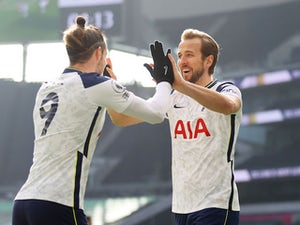Tottenham 4-0 Burnley: Bale nets brace in strong Spurs win