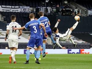 Tottenham 4-0 Wolfsberger: Dele Alli stars in comfortable Spurs win