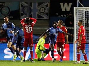 Wycombe 1-0 Reading: Fred Onyedinma stuns promotion-chasing Royals
