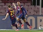 European roundup: Barcelona turn Sevilla tie around to book spot in Copa del Rey final