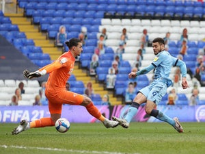 Coventry 1-0 Derby: Max Biamou boosts Coventry's survival hopes
