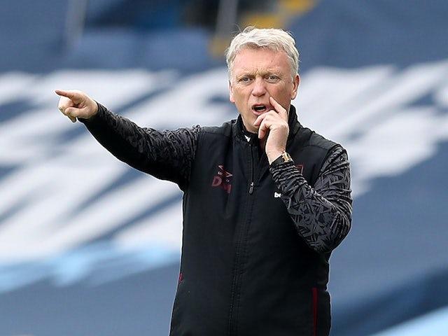 David Moyes prefers top-four nerves over relegation battle