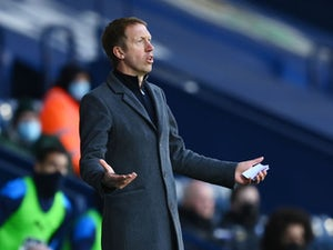 Graham Potter frustrated with defeat to Wolves