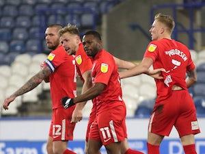 Huddersfield 1-1 Birmingham: Roberts cancels out Fraizer Campbell opener