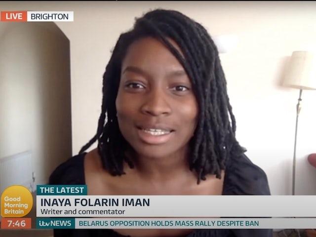 Free speech campaigner Inaya Folarin Iman joins GB News