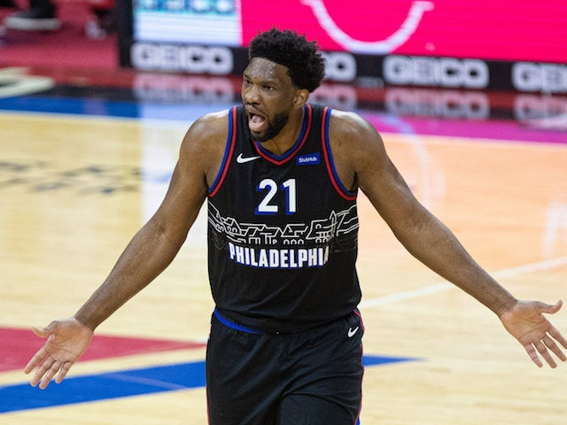 NBA roundup: Philadelphia 76ers claim top spot in Eastern Conference