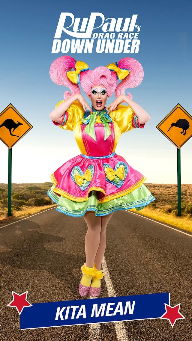 Kita Mean on RuPaul's Drag Race Down Under