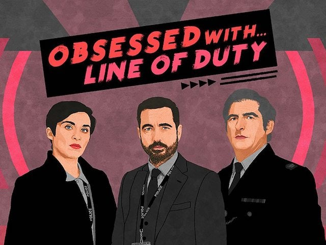 The Caddy to host Line of Duty podcast