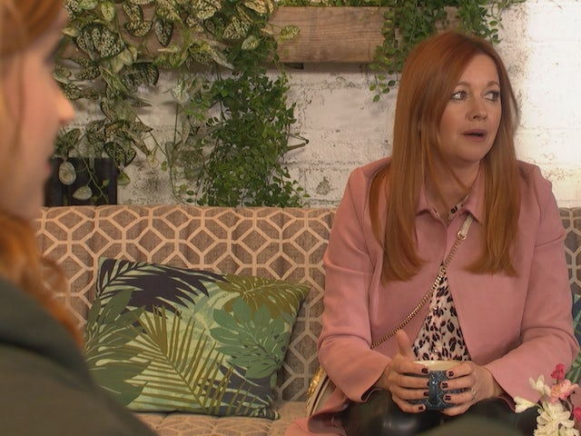 Diane on Hollyoaks on March 8, 2021