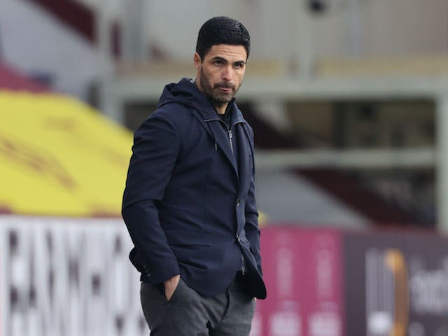 Mikel Arteta: 'We must focus on Everton clash'