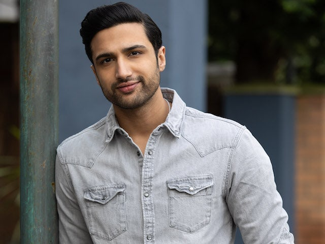 Omar Malik joins Hollyoaks as womaniser Shaq