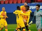 Result: Osasuna 0-2 Barcelona: Ilaix Moriba scores first Blaugrana goal