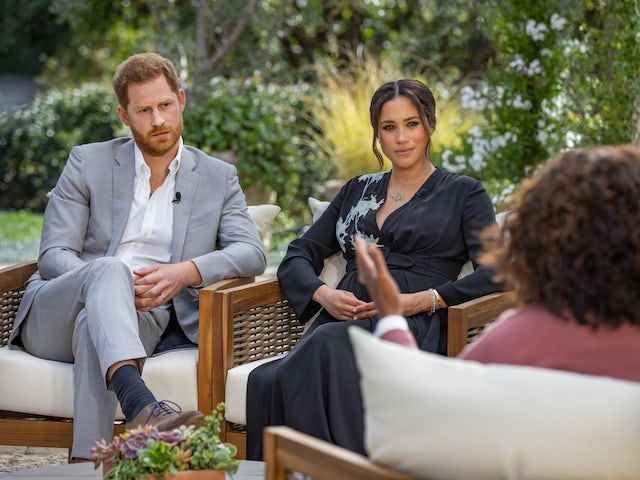 Recap: All the key moments from Harry and Meghan's Oprah interview