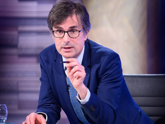 ITV political editor Robert Peston 'to compete on All Star Musicals'