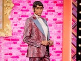 RuPaul serving Austin Powers on RuPaul's Drag Race UK S02E08