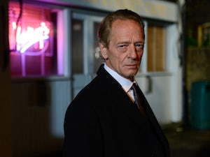 William Boyde reveals approach for EastEnders comeback