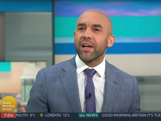 GMB's Alex Beresford, Laura Tobin 'wanted for Strictly Come Dancing'