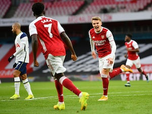 PL roundup: Arsenal beat Spurs to secure bragging rights