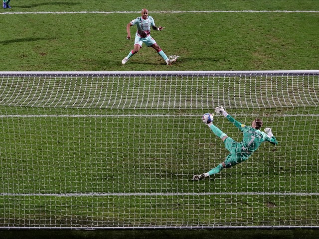 Result: Blackburn 1-1 Swansea: Andre Ayew scores fourth penalty in four matches