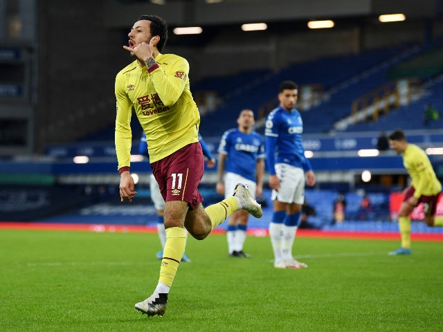 How Burnley could line up against Man United