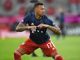 Bayern Munich's Jerome Boateng pictured on March 6, 2021