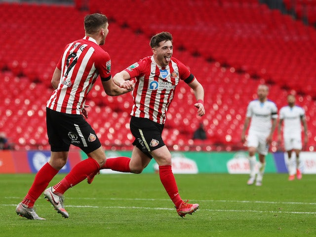 History favours Sunderland ahead of Wembley playoffs