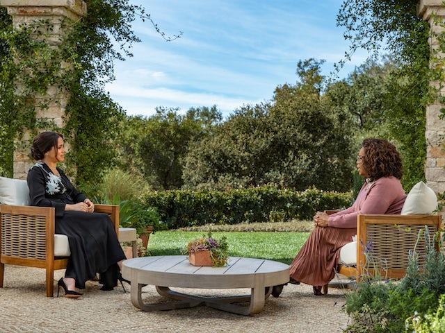 Oprah Winfrey defends